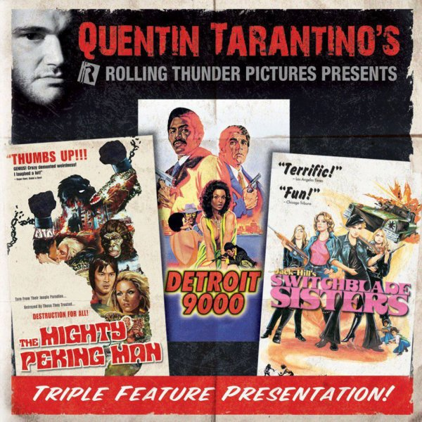 The Director's Chair: Quentin Tarantino - Vol.1/2