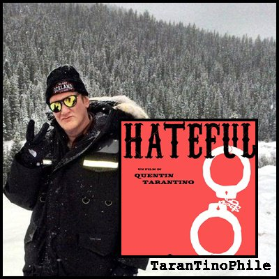 The Hateful eight sortie prévue fin 2015