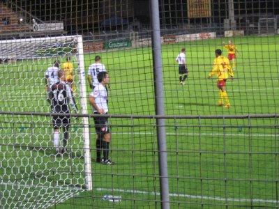 Match nul : Louhans-Cuiseaux 2-2 Fréjus Saint-Raphaël
