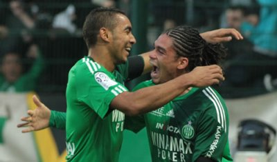 Sainté leader de Ligue 1 !!!!!!!!!