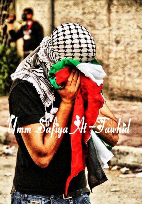 Un peuple qui lutte pour sa liberté ...!