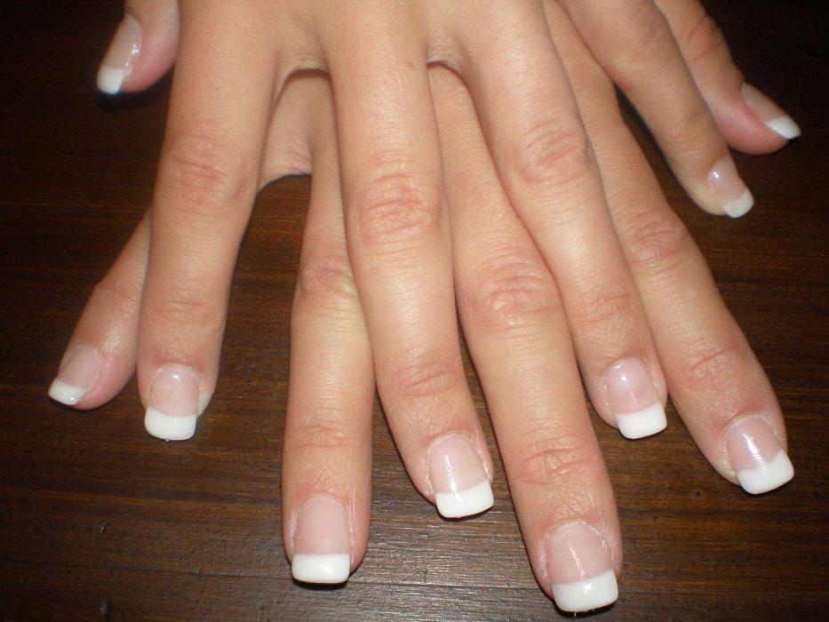 Pose ongles en gel oise à domicile
