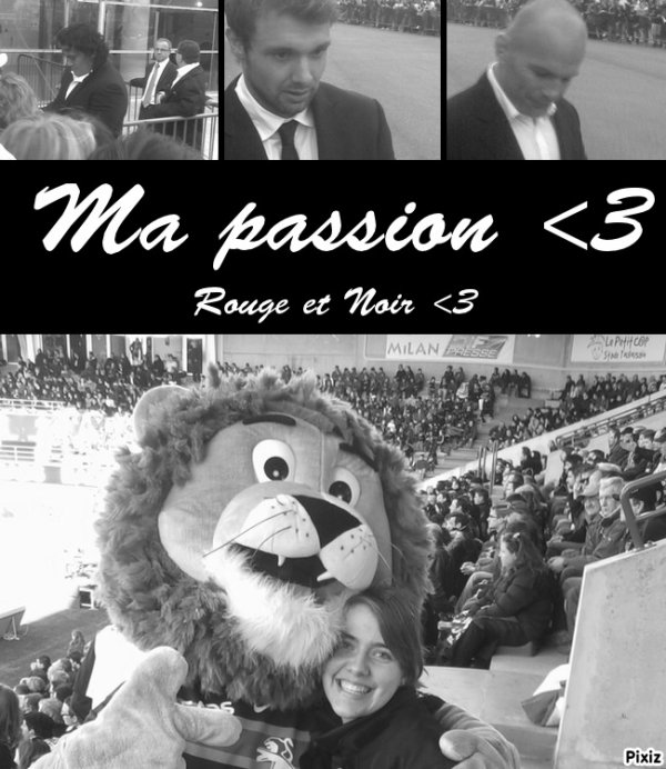 Ma passion <3