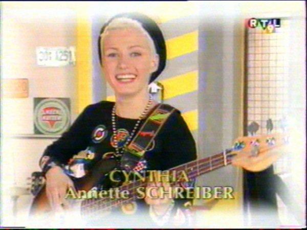 Annette Schreiber (Cynthia)