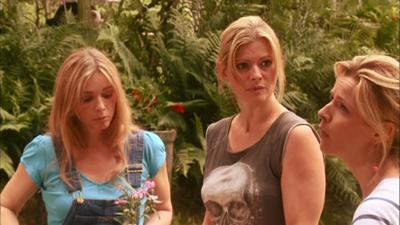 Hélène, Laly et Bénédicte