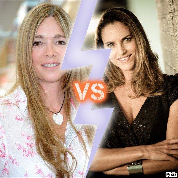 Hélène versus Ingrid
