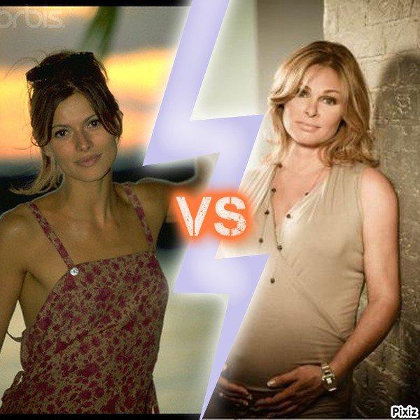 Laly versus Olga