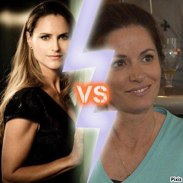 Ingrid versus Marie