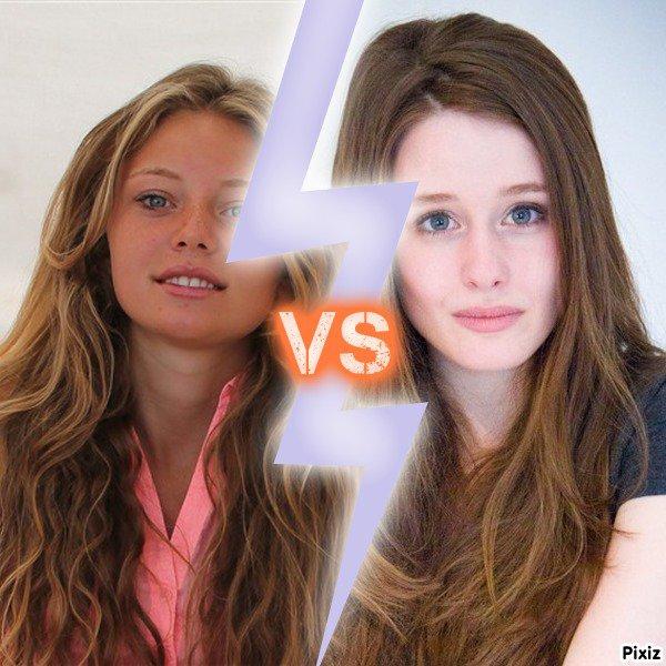 Léa versus Laura