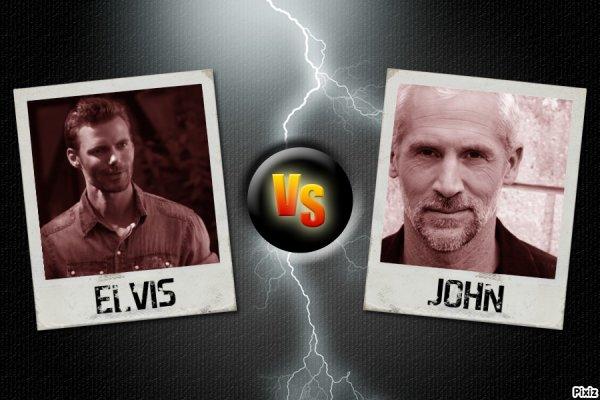 Elvis VS John