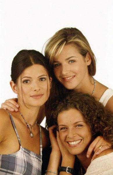 Laly, Laure et Manuela