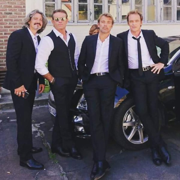 José & Jimmy & Nicolas & Peter