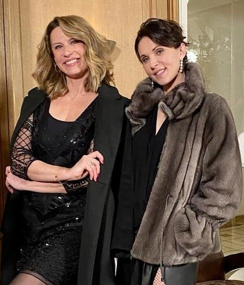 Audrey & Jeanne