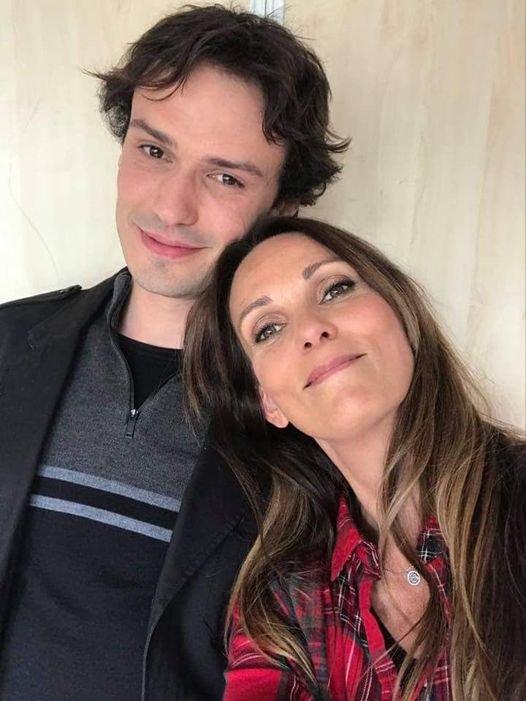 Eliott Delage & Cathy Andrieu