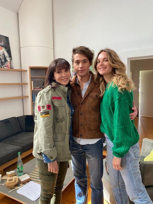 Isabelle Bouysse & Benjamin Cotte & Blanche Alcy