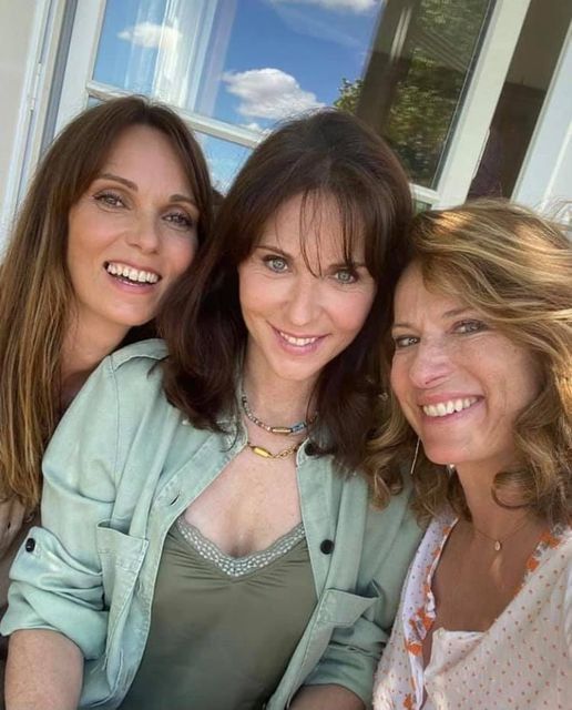 Cathy & Jeanne & Audrey