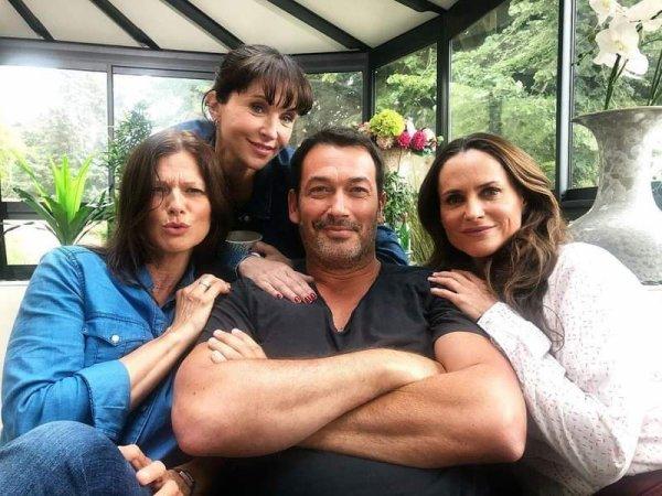Laly & Jeanne & Etienne & Ingrid