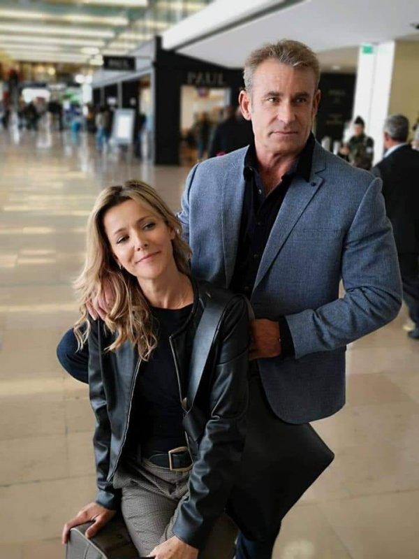 Laure Guibert & Tom Schacht