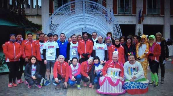 PHOTO CORRIDA ABBEVILLE 2016