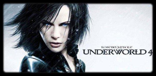 Underworld - Film de Len Wiseman (1 & 2) / de Patrick Tatopoulos (3) / de Björn Stein (4)