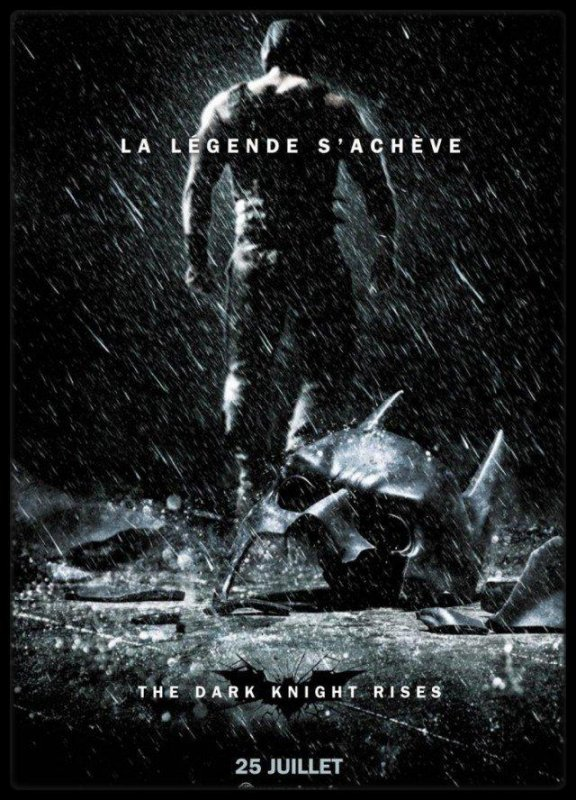 The Dark Knignt - Film de Christopher Nolan
