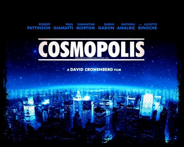 Cosmopolis - Film de David Cronenberg