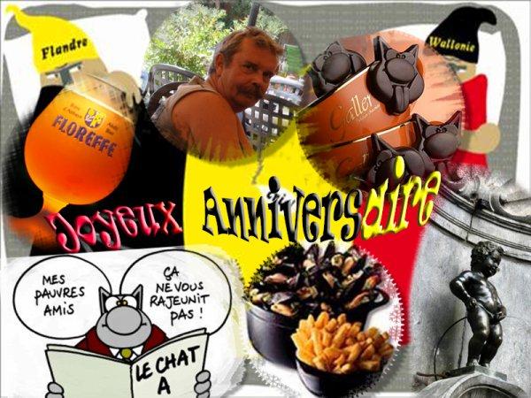 bon anniversaire belge