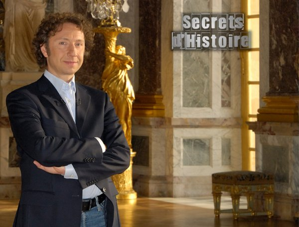 SECRET D'HISTOIRE  A  ENCORE FRAPPE