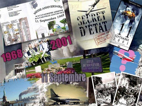 11 SEPTEMBRE 1968 SOUVENEZ VOUS !!!! 43 ANS DE MENSONGES