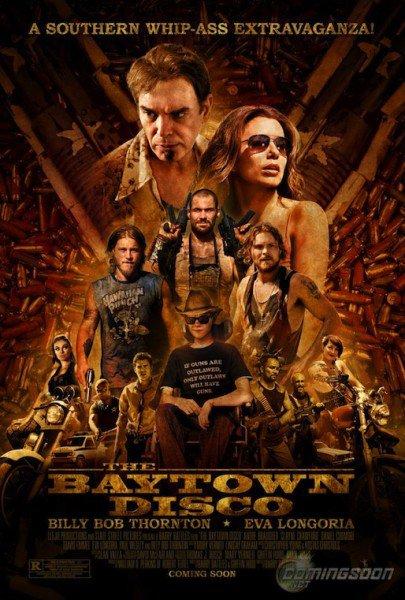 """Affiche du film """"The Baytown Disco"""" avec Paul Wesley"""