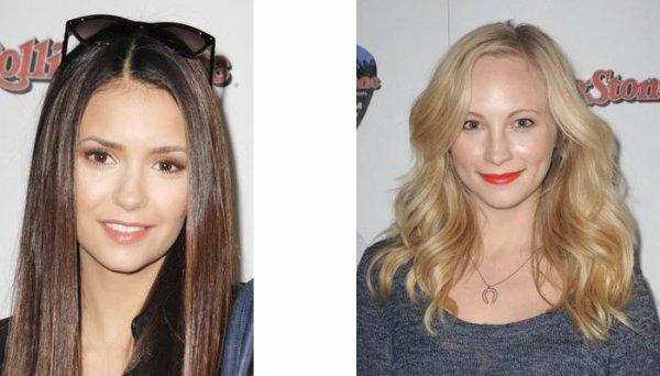 Le 5 février 2012: Nina et Candice à la soirée  Rock & Roll Super Bowl, organisée par Rolling Stone et Volskwagen.