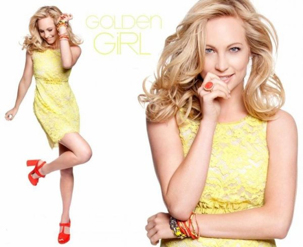 Happy Birthday Candice! ♥
