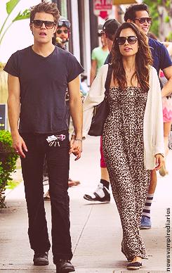 Le 1er juillet, Paul et Torrey se promenaient à Santa Monica