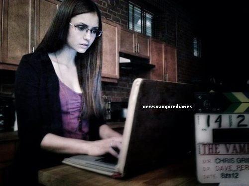 Voici un aperçu de la promotion de la saison 4 de The Vampire Diaries!