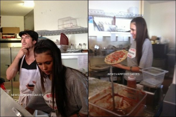 Webclip du septième épisode « My Brother's Keeper » avec Caroline et Klaus.