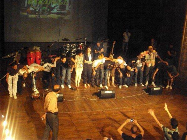 Concert A constantine (Théâtre Régional De Constantine)