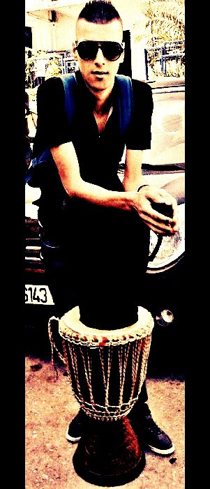 Percussionist azou