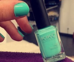Rubrique nails polish!