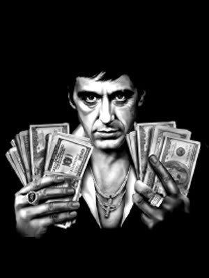 Quand tu as l'argent, tu as le pouvoir, et quand tu as le pouvoir, tu as toutes les femmes.