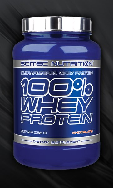 100% WHEY PROTEIN Whey proteine ultra filtrée