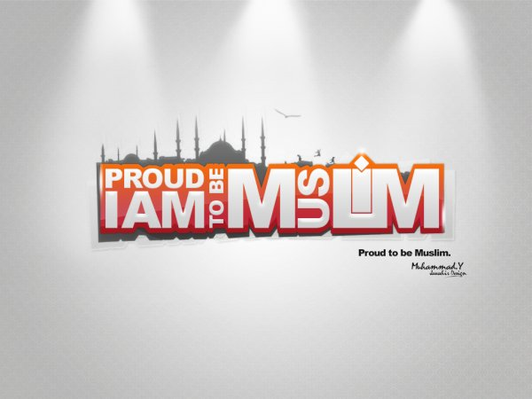 IAM PROUD TO BE MUSLIM