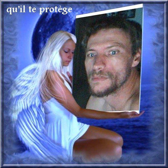 l'ange me protége
