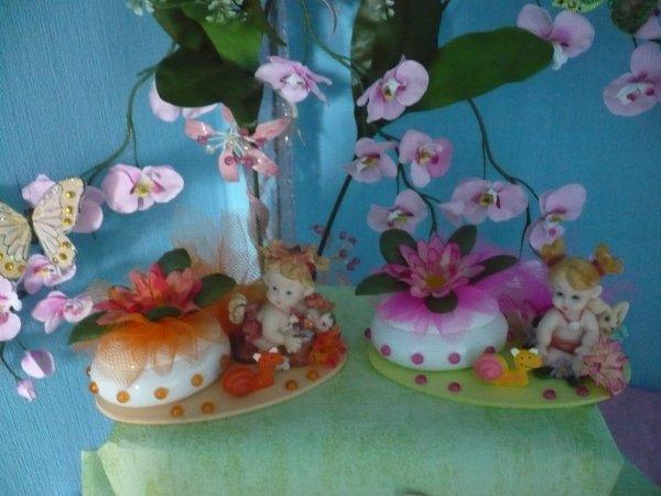 petites boites décorées