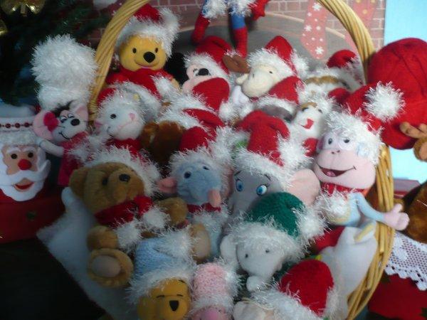 Les petits amis pour Noel