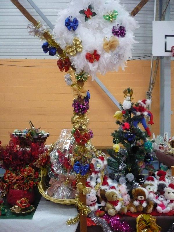 Quelques  photos de mon marché de Noel du  12 décembre 2010