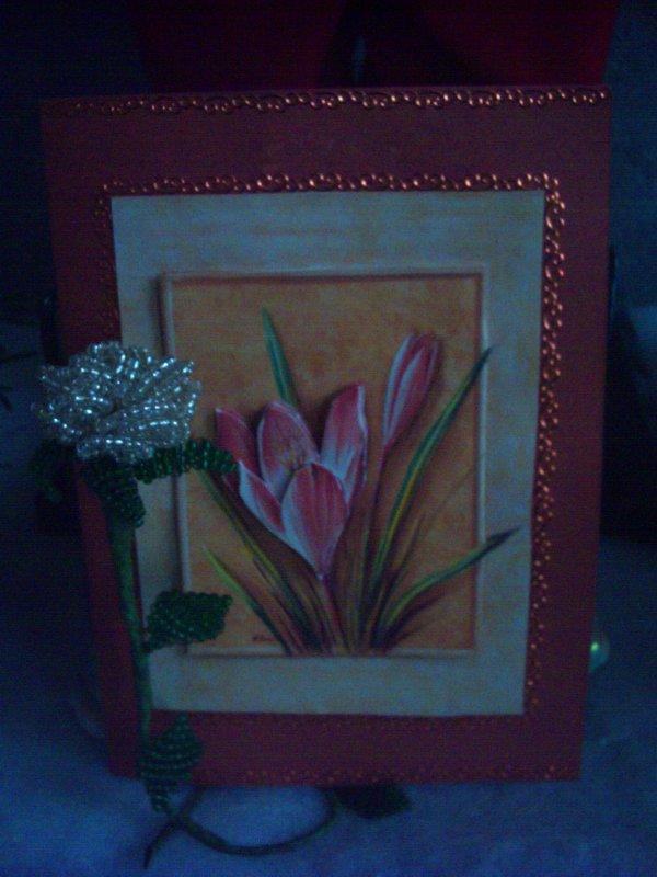 Un cadeau reçu de mon amie VALOUEdu25