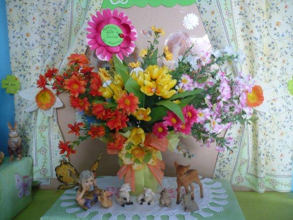 Bonne fête à toutes les Mamies du monde ......