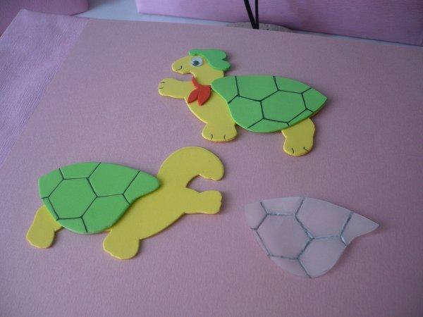 Et de cinq ... la tortue magnet !!!!!