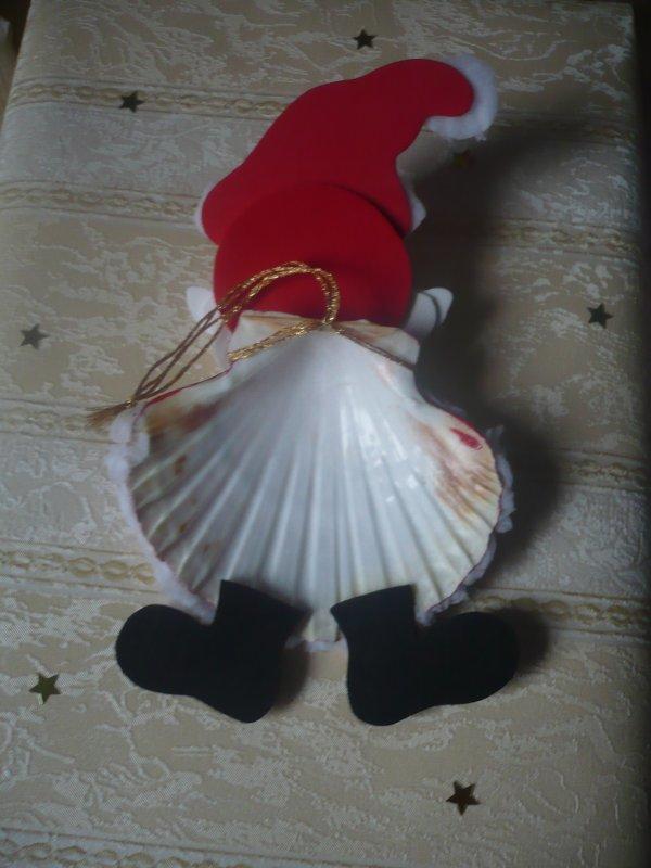 Un Père Noël coquille !!!!