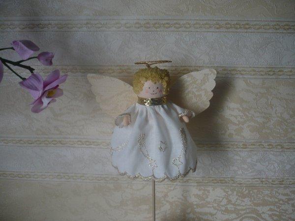 Un petit ange pas comme les autres !